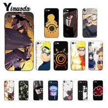 Yinuoda Hokage Naruto Kakashi Japan anime Phone Case for iPhone 5 5Sx 6 7 7plus 8 8Plus X XS MAX XR 10 11 pro max