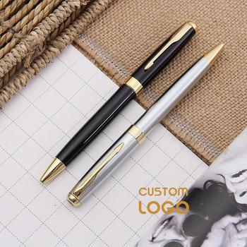 Personalized Customized Logo Pen Writing Metal Ballpoint Pen Engrave Logo Company Name School Office Supplies Accessories sales champion 60pcs lot 10 colors metal pen customized logo printing with free logo name or text for company event supplies