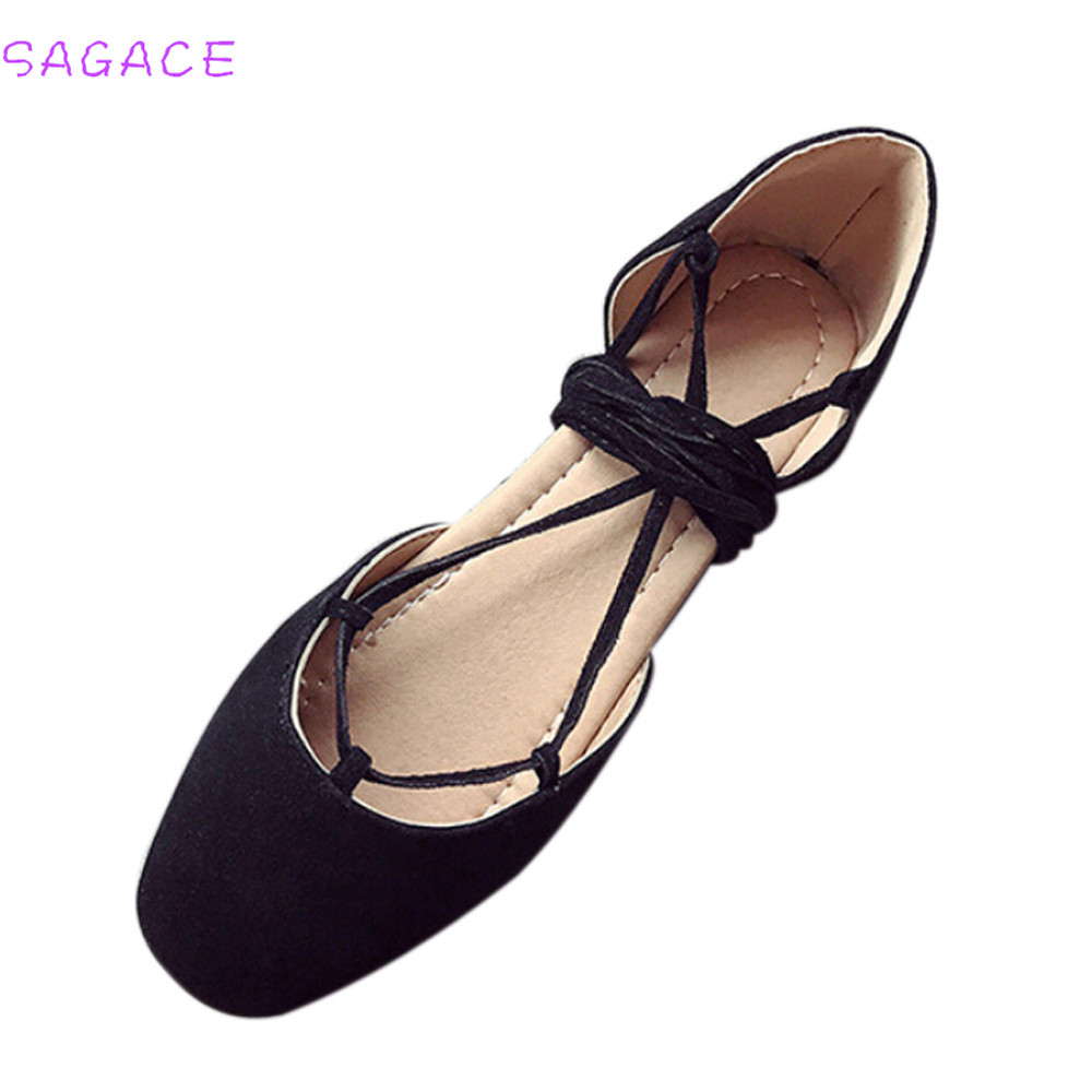 CAGACE 2018 New fashion woman Summer Roman Lace Up Sandals shoe  Sandals Flip-flops Outdoor summer 2018 womans Sandal Beach shoeCAGACE 2018 New fashion woman Summer Roman Lace Up Sandals shoe  Sandals Flip-flops Outdoor summer 2018 womans Sandal Beach shoe