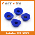 Universal Silicone Air Valve Mud Guards Mouth Washers Gasket For KTM EXC EXCF SX SXF SXS XC XCR XCW XCF CRF Motorcycle Dirt Bike