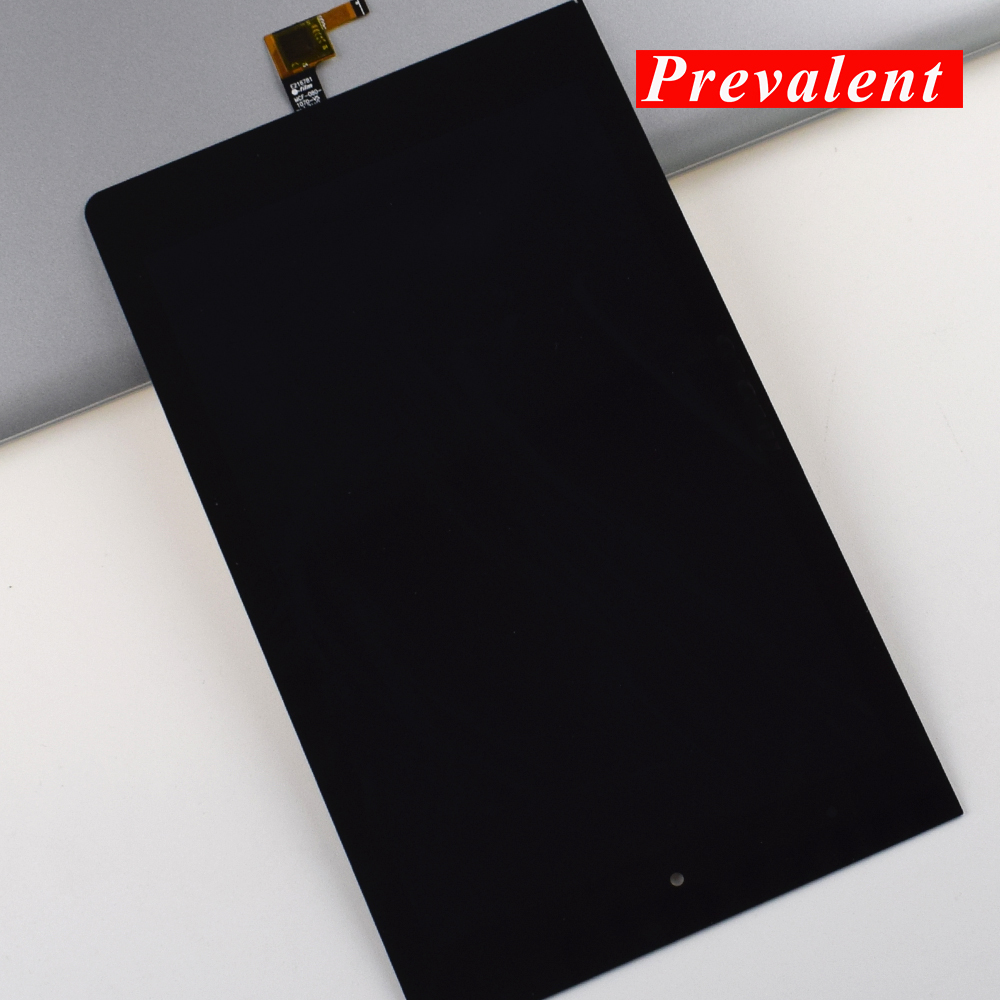 For Lenovo Yoga Tablet 8 B6000 Full Touch Screen Digitizer Panel Glass Sensor + LCD Display Panel Monitor Module Assembly lq088h9dz03 8 0 lcd panel