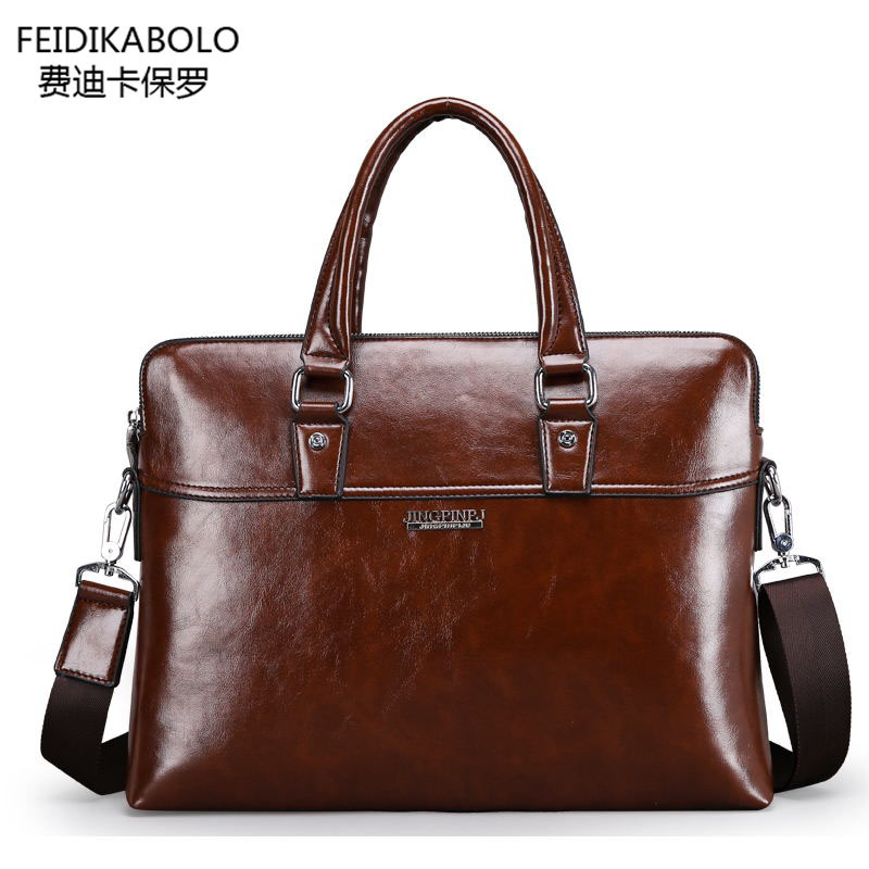2018 Real New Lawyer Polo Men Laptop Tote Bag Leather Briefcase Portadocumentos Mens Portafolios Maletin Hombre Messenger Bags yupinxuan genuine leather briefcases men real leather messenger bags business laptop bag lawyer brief cases maletin chile