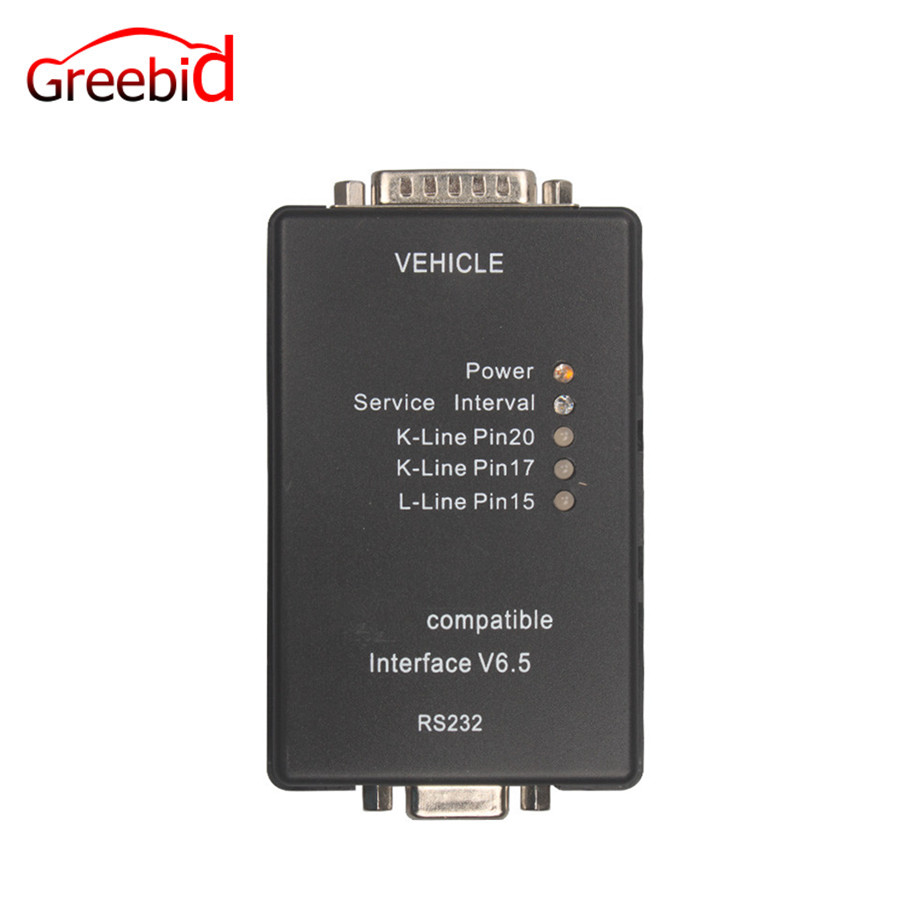Professional Diagnostic Tool for BMW Carsoft 6.5 MCU controlled Interface For BMW ECU programmer diagnostic tool mb carsoft 7 4 multiplexer ecu chip tunning mcu controlled interface for mercedes benz carsoft v7 4 multiplexer