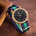 Relogio masculino UWOOD Popular Marca De Madera Reloj de Los Hombres Relojes Casuales Masculinas Hombres hombres Reloj de Cuarzo de Moda de Hombres Reloj relojes 2016