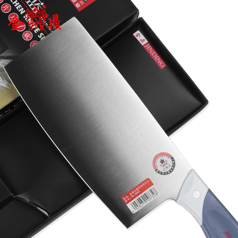 Slip resistant stainless steel kitchen font b knives b font Cooking tools Slicing cutting meat cutting