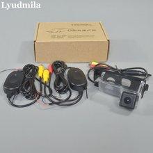 Lyudmila Wireless Camera For Nissan Patrol Safari Y61 Y62 / Car Rear view Camera / HD Back up Reverse Camera / CCD Night Vision