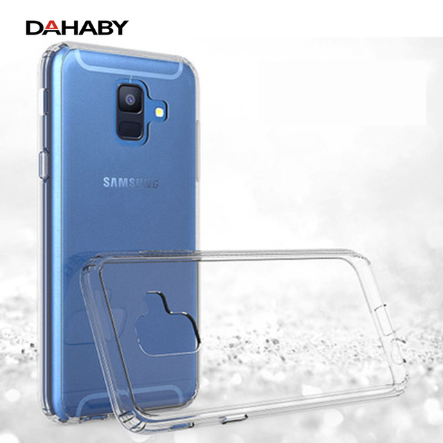 release date: dd5b7 d2239 US $1.99 |DAHABY Ultra Thin Clear Soft TPU Back Case Cover For Samsung  Galaxy A6 Plus A6+ 2018 Transparent Protective Shell For A6 2018-in ...
