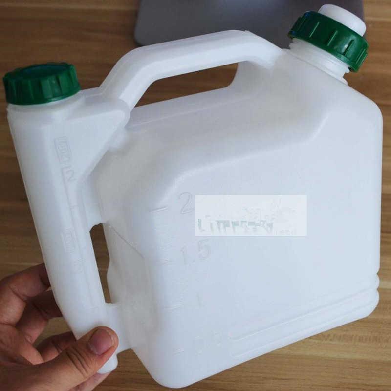 1L/2L volume bijpassende olie pot voor 1/5 rc auto hpi racing 5B 5 T 5SC losi 5ive-t dbxl KM ROVAN afstandsbediening speelgoed benzine auto