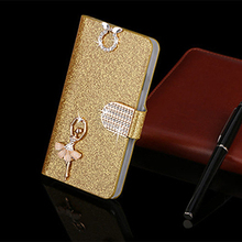 Wallet Stand PU Leather flip Case For Samsung Galaxy S2 SII i9100 9100 Phone Bag Cover stand design cases With Card Holder
