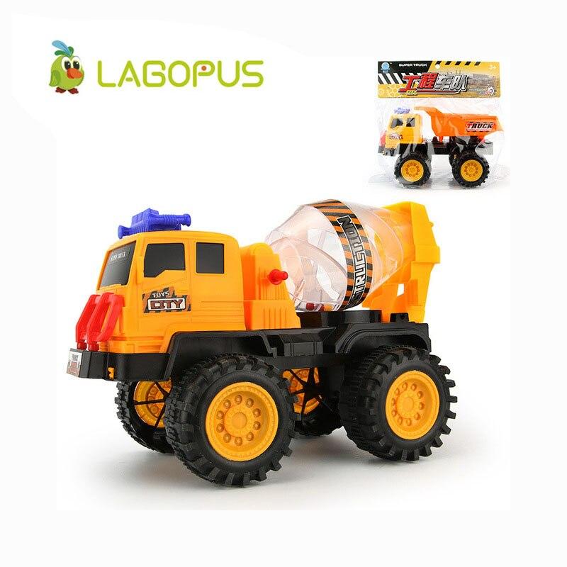 Lagopus Large Engineering Vehicles Excavator Trucks Cement