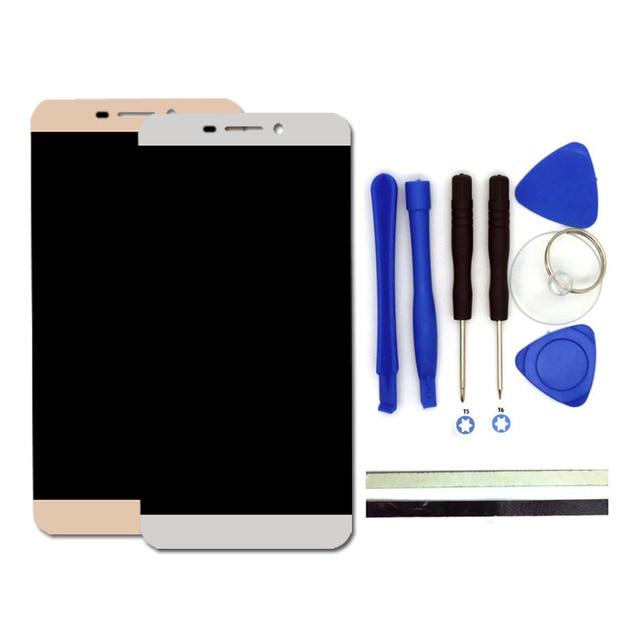 100% NUEVO de Alta Calidad de 5.5 pulgadas Para le Letv 1 Pro X800 Piezas Del Teléfono Pantalla LCD + Reemplazo de la Pantalla Táctil Del Digitizador Herramientas Gratuitas