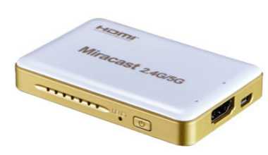 Screencast HDMI Miracast, WIFI Screencast 2.4G/5G