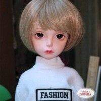 Софья imda 5,2 спальный и Откройте глаза глава БЖД куклы СД 1/3 тела модель для мальчиков и девочек глаза высокое качество игрушки