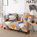 Universal stretch sofa cover Printing seat flower sofa covers flexible slipcovers Couch cover furniture love-seat Towel all wrap