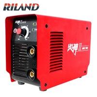 RILAND ARC160II ARC200 ARC200II IGBT 220V Welding Machine Portable ARC MMA Inverter Welding Machine