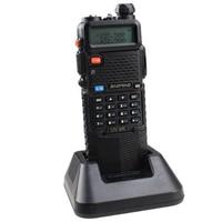 uv 5r Baofeng UV-5R Dual Band UHF / VHF רדיו המשדר W / שדרוג אפרכסת עם סוללת גרסת 3800mah - Built-in פונקצית VOX (4)