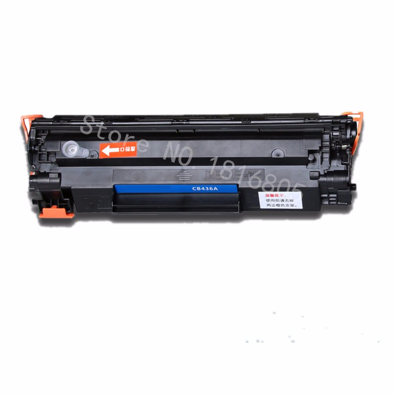 for hp cb436a