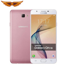 Samsung galaxy original on7 2016 j7 prime g6100, 5.5 polegadas 3gb ram 32gb rom lte 4g 13.0mp octa core impressão digital telemóvel
