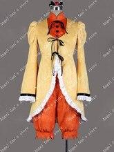 Envío gratis a medida Rozen Maiden canario cosplay