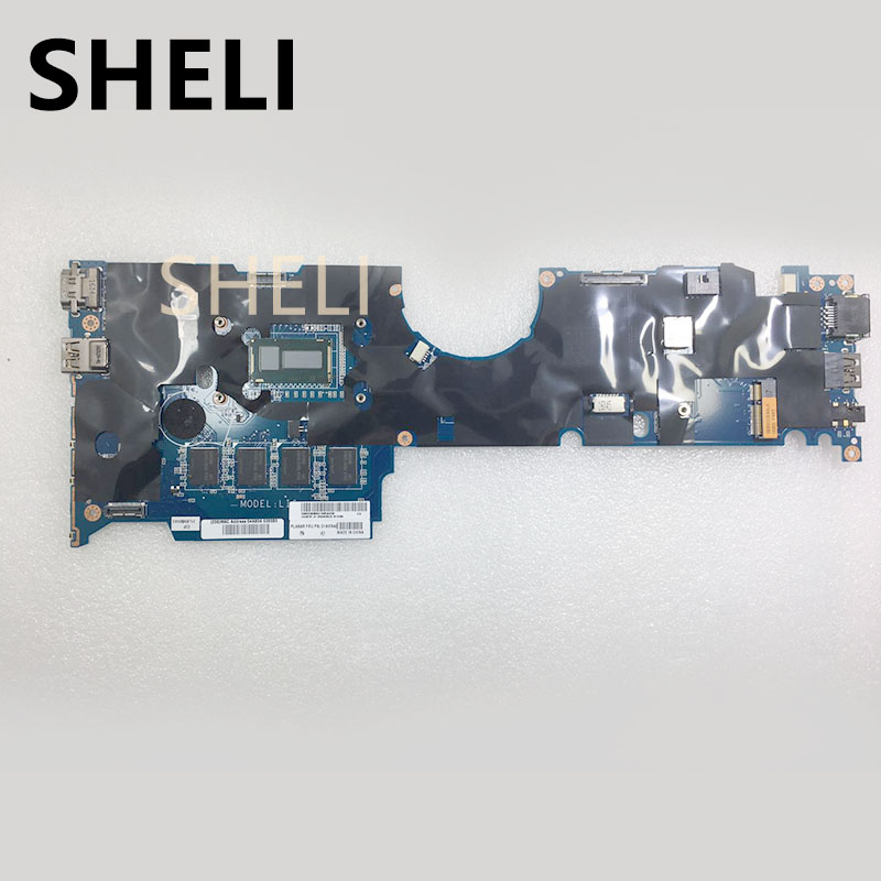 SHELI  is suitable for Yoga 11e Laptop 5Y10c 4GB notebook motherboard. FRU  01AW542