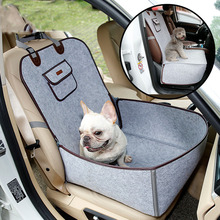 Universal Waterproof Car Designer Dog Safety Carrier Storage Bags High Quality Portable Puppy Anti-Slip Basket
