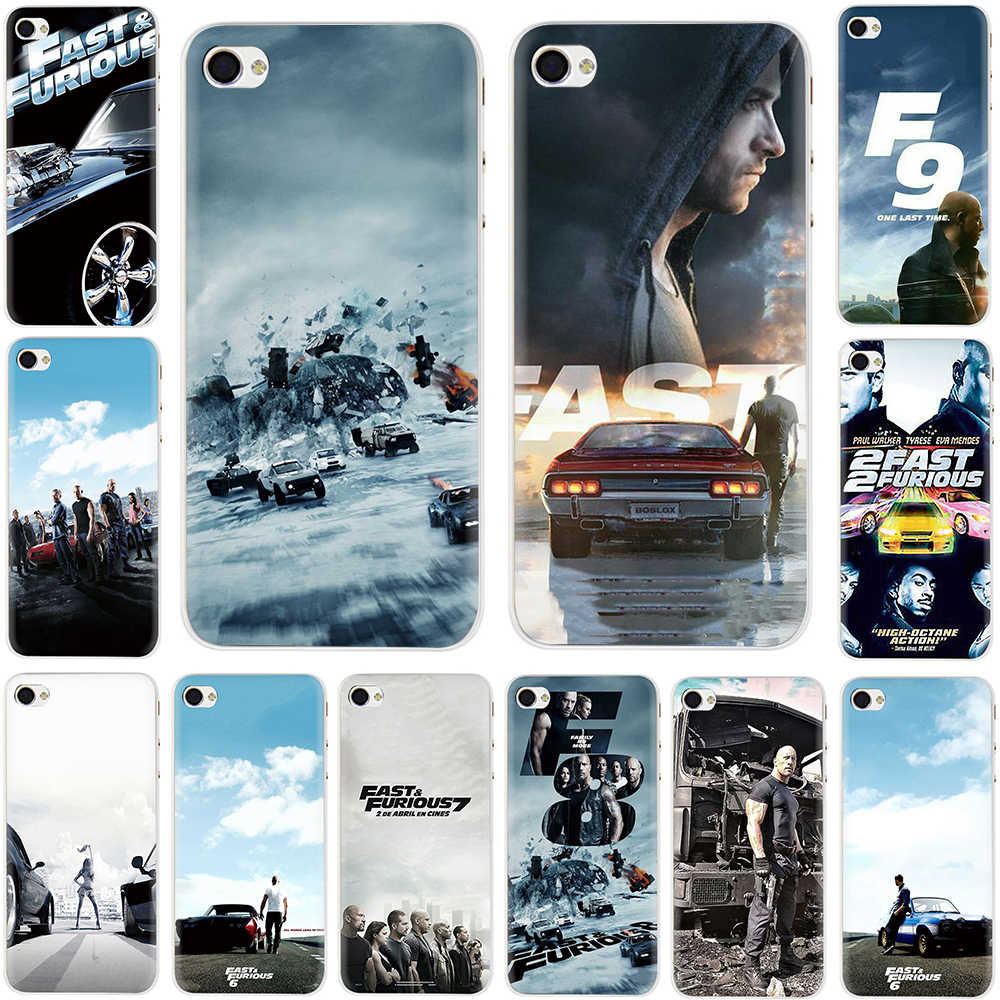 Fast & Furious en Paul Walker Harde Telefoon Cover Case Voor iphone 5 5S 5C 6 6S Plus 7 8 plus X XS XR 11 Pro Max