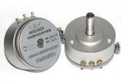 Barato 0.1% linearidade WDD35D-4 plástico condutor sensor de deslocamento angular potenciômetro 1 K 2 K 5 Kohm para venda