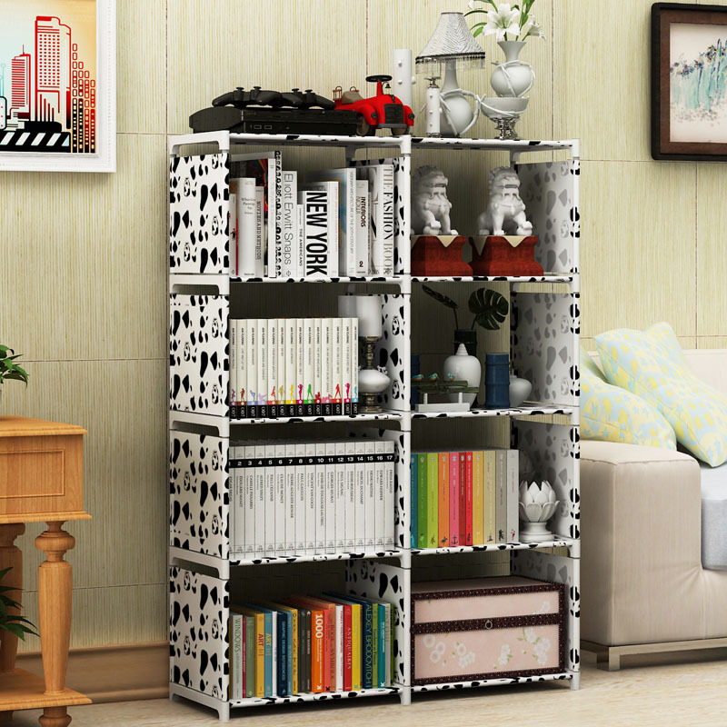 Bookshelf Storage Shelve books Children book rack 1