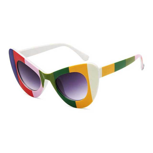e1d932ff88 Oversized sunglasses women cat eye brand designer cheap sun glasses jpg  640x640 Cheap glass fashion