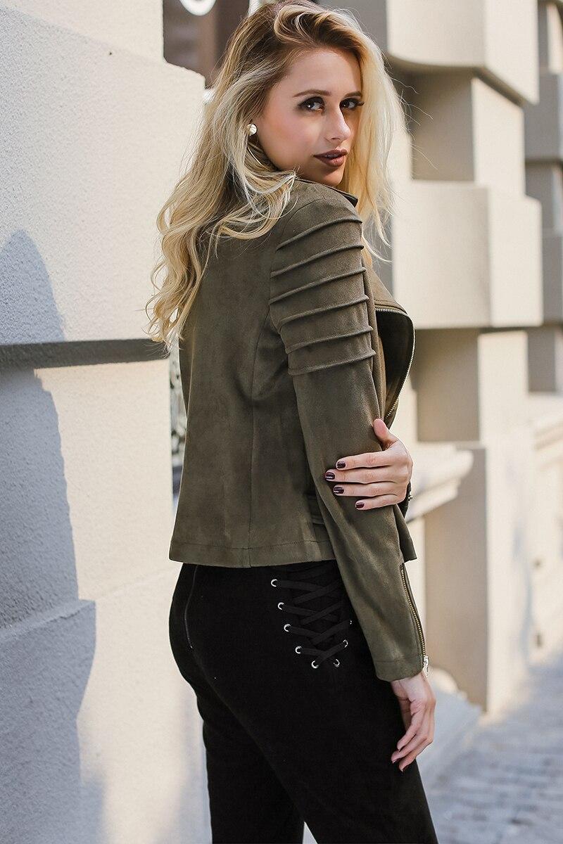 cotton rider jacket