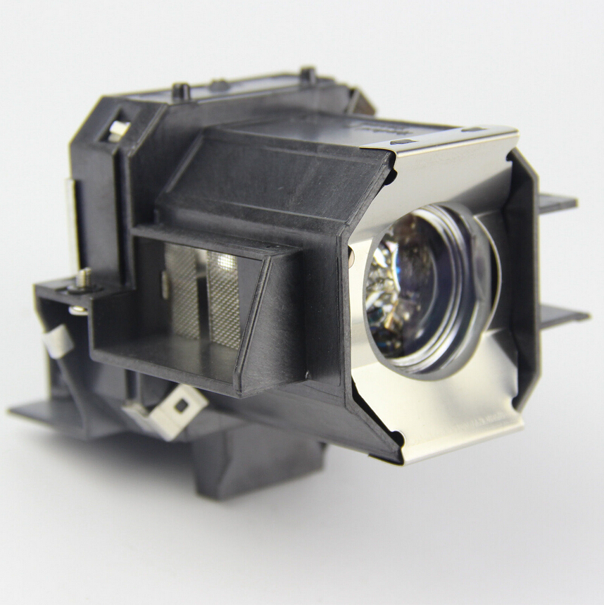 Replacement lamp W/Housing for  PowerLite Home Cinema 1080/1080UB/720;  PowerLite Pro Cinema 1080/1080UB/810 high quality elplp49 replacement projector lamp bulb for epson powerlite pro cinema 91009350 powerlite pro cinema 9700ub 9500ub