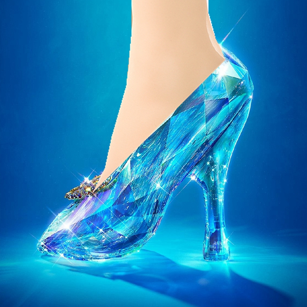 Popular Glass Slippers Buy Cheap Glass Slippers Lots From