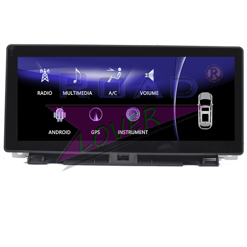Roadlover Android 7.1 Car GPS Navigation Player Radio For Lexus NX300h 200 2019 2019 2019 Stereo Automagnitol Double Din NO DVD
