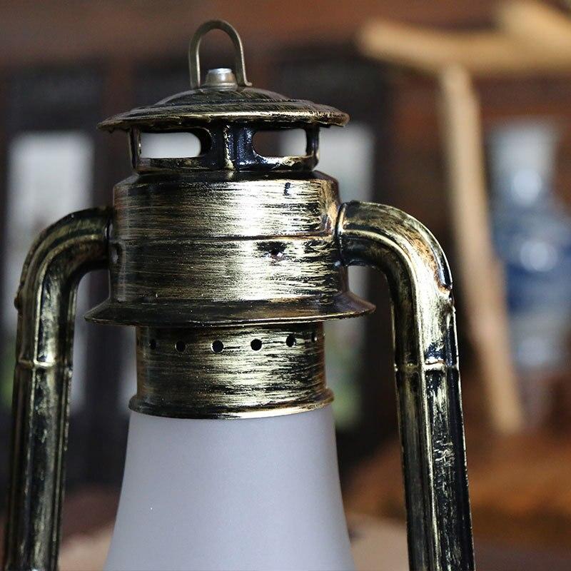 retro pais do vintage ferro vidro lanterna 04