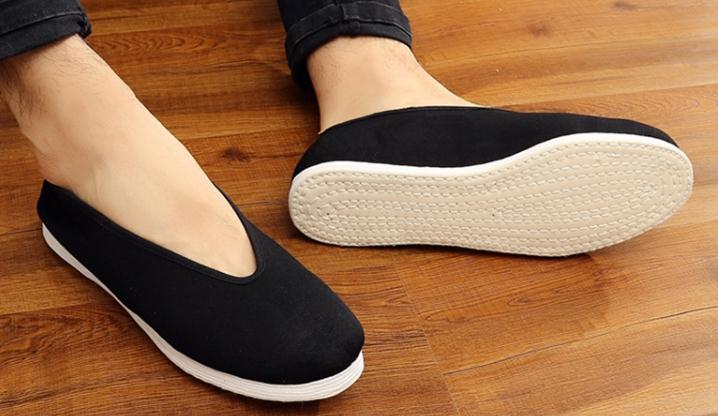 Old Beijing Indoor Shoes