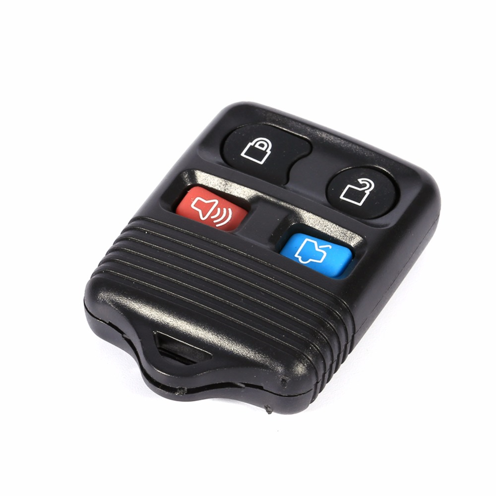 3 Button Keyless Alarm Remote Key Repair Case Fob Shell For Ford Lincoln Mercury