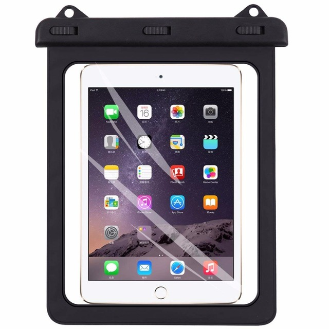 san francisco 166fb 119d1 Universal Waterproof Case for iPad Pro 10.5/9.7, Dry Bag Pouch for New iPad  9.7