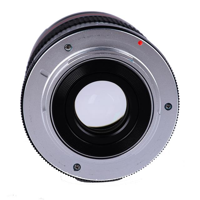 35Mm F2.0 Fixed Focus Large Aperture Manual Lens