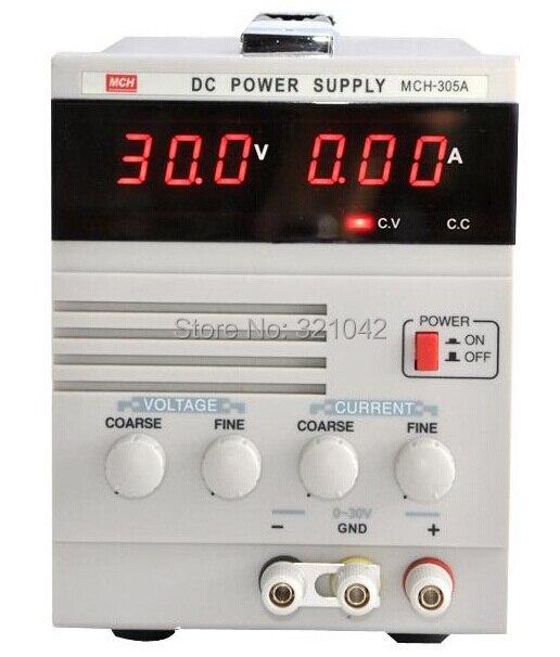 все цены на linear power supply (MCH-305A), DC Power Supply, Single Channel Output, 30V 5A онлайн