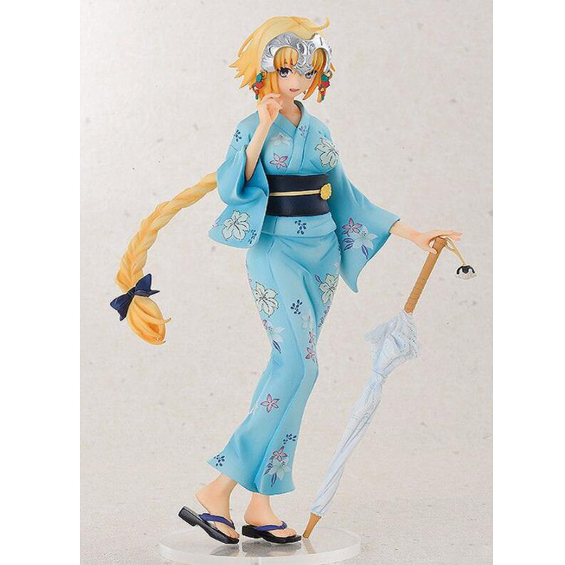 PVC Figure Toy Gift Anime Fate Saber Summer Sailor Suit Ver