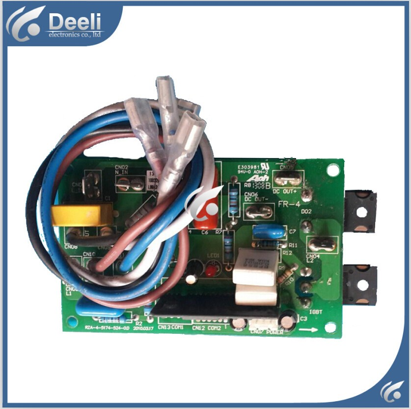 new Original for air conditioning Computer board RZA-4-5174-524-0 D 1306563 boardnew Original for air conditioning Computer board RZA-4-5174-524-0 D 1306563 board