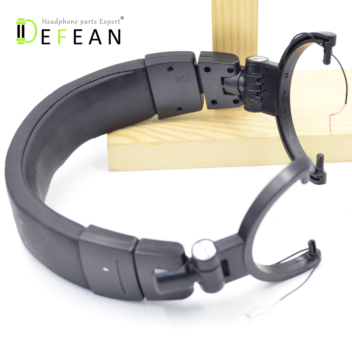 Defean Cushion-Hook Headband Repair-Part Audio Technica Ath-M50 M50X for Ath-m50/M50x/M50s/Headphone title=
