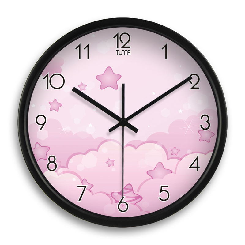 Attractive Wall Clock For Living Room Ensign - Living Room Designs ...