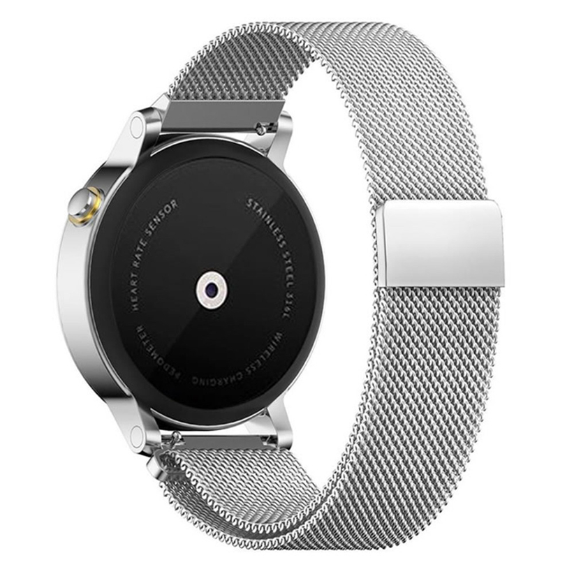 Magnetic Stainless Steel Smartwatch Band For Huami For Amazfit New Fashion Futural Digital JULL10