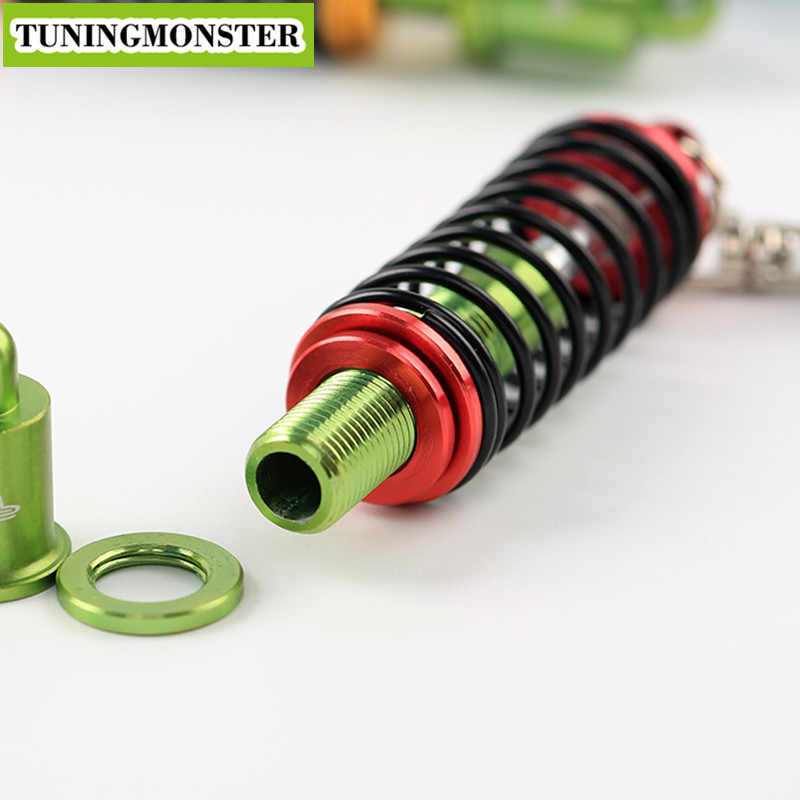 Лот 10 шт. регулируемый амортизатор демпфер подвес автомобильный брелок для ключей брелок