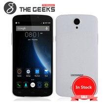 """Original Doogee X6 MTK6580 1.3 GHz Quad Core 1280*720 5.5 """"IPS HD de Pantalla Android 5.1 1G RAM 8G ROM 3G Smartphone Celular"""