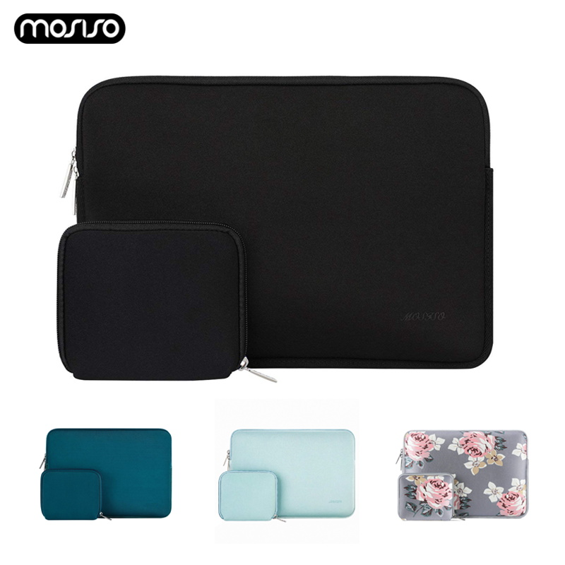 שליכט אקרילי MOSISO Waterproof נייד תיק שרוול עבור Xiaomi MacBook Pro 13 Case אויר 11 12 Retina 2018 מחברת ניו 15 Touch בר תיקי נשים קאש (1)