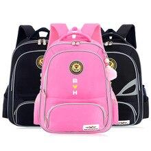 New schoolbags waterproof men and women childrens bag
