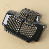 Oil Cooler Cover New For Harley Davidson Tour Models FLHT Road King Electra Street Glide Trike 2011 2015
