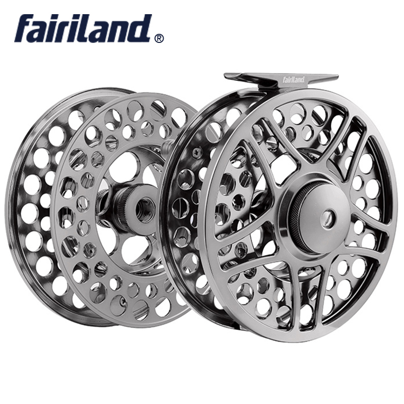 9/11 110mm//4.33 2BB+1RB PRECISION MACHINED fly reel + spare spool from BAR-STOCK ALUMINUM fly fishing reel with INCOMING CLICK 95mm fly fishing reel 7 8 cnc machined aluminum 2 1bb fly spool fishing wheel fishing accessory